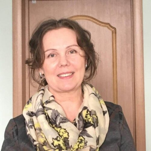Вера Гордеевна Хорошилова