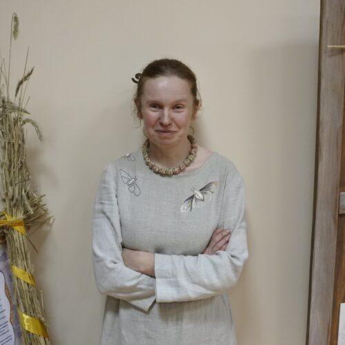 Мария Николаевна Коростелева