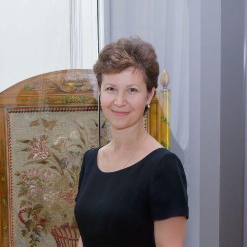 Ольга Ивановна Еремина