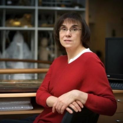 Юлия Борисовна Комарова