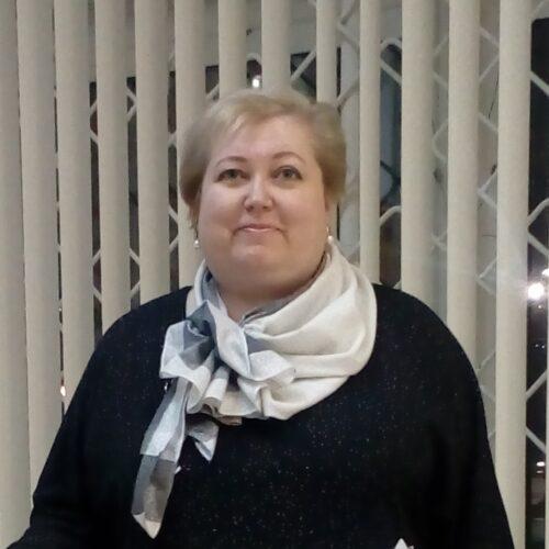 Елена Геннадьевна Мойкина