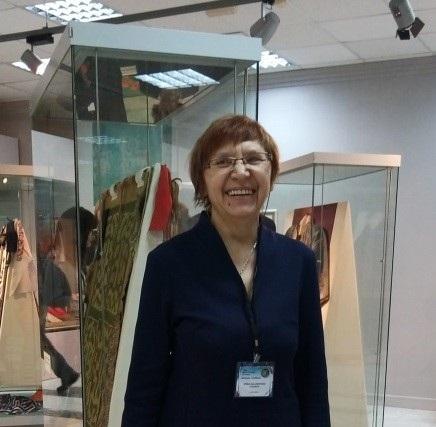 Ирина Владимировна Сальникова