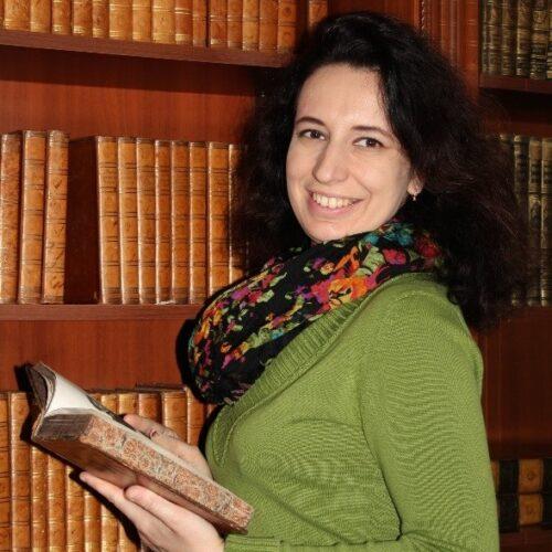 Мария Владимировна Шувалова