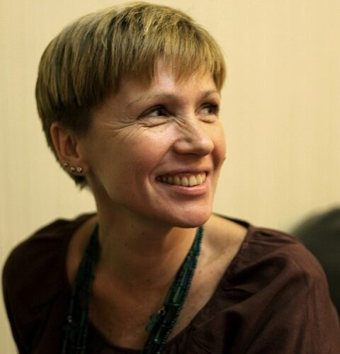 Анна Александровна Соколова