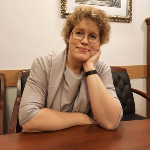 Ольга Валерьевна Сотчихина