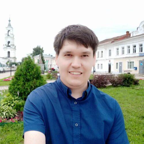 Артём Андреевич Чернега